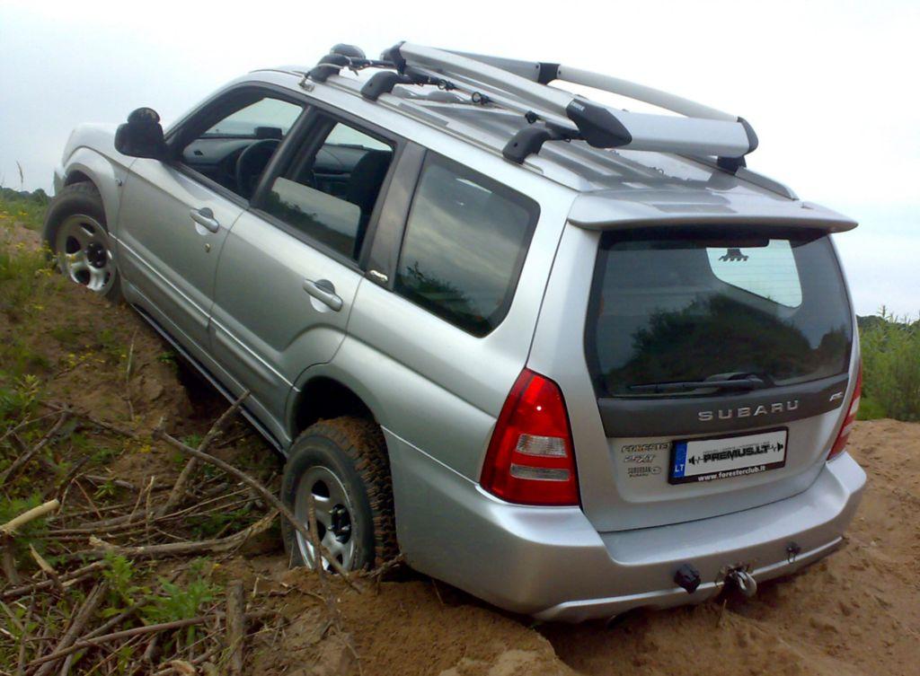 Subaru Forester Premus Automobiliai Darbui Ir